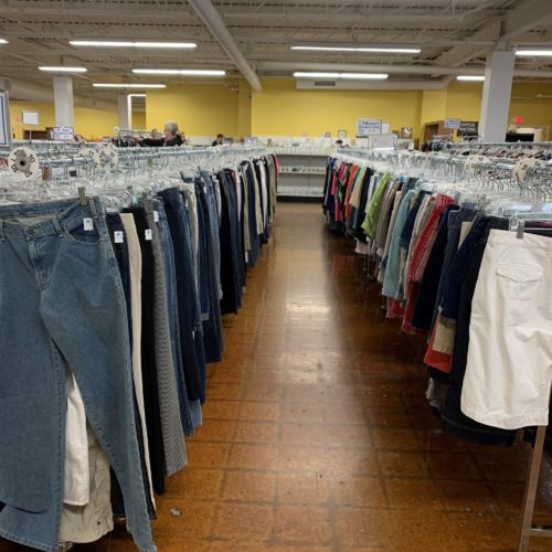 Thrifting: The New Fast Fashion?