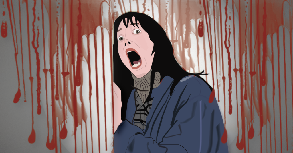 Oh, the Horror: Horror Books vs. Horror Movies