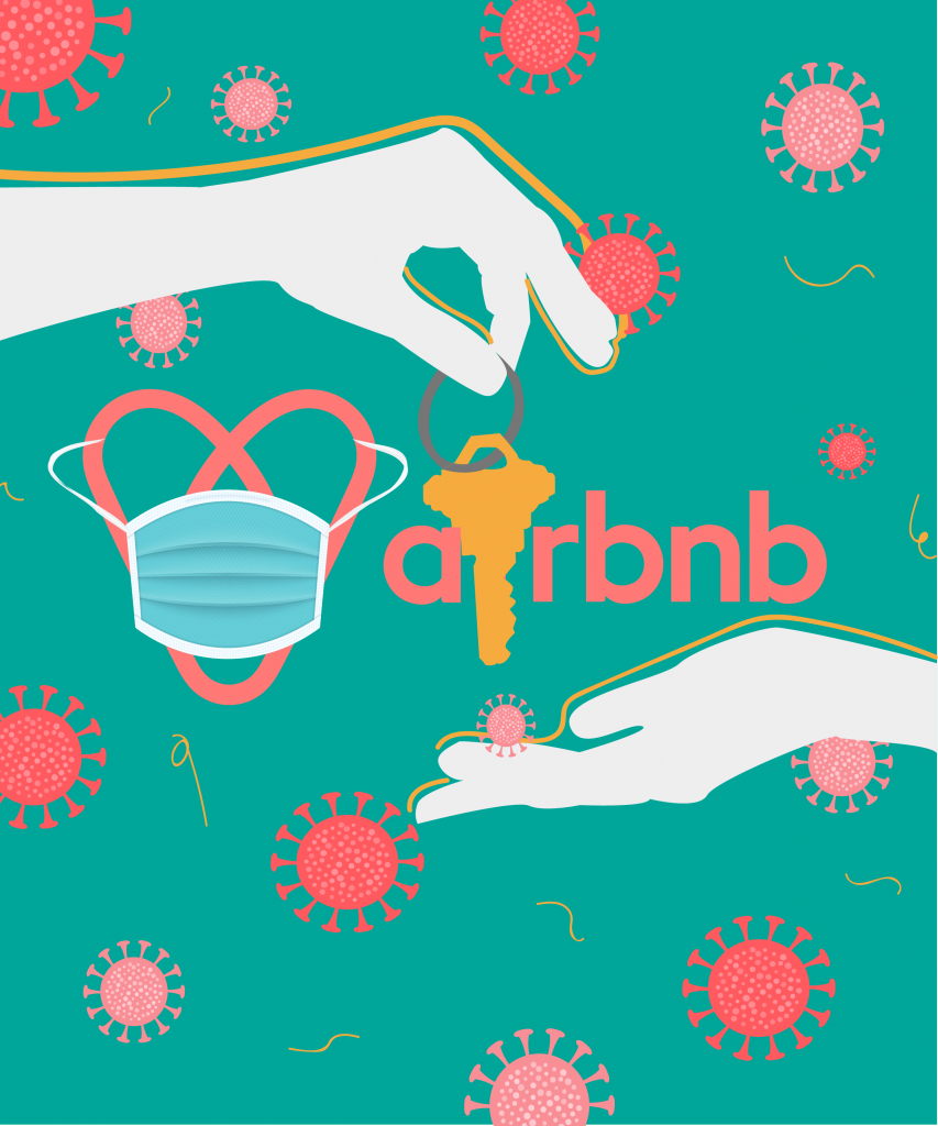 Airbnb: Helping or Worsening the Spread of COVID-19?