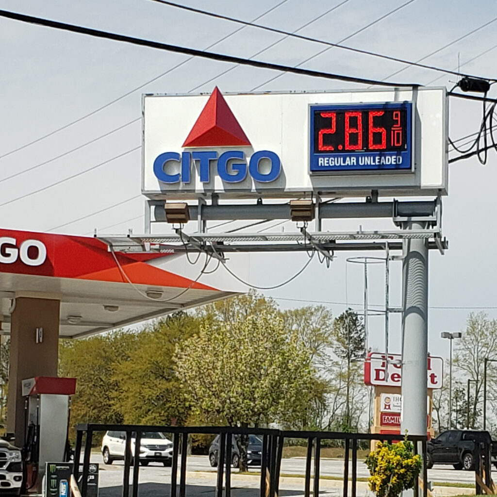 A Fuel Fallacy: Biden Isn't To Blame for Higher Gas Prices
