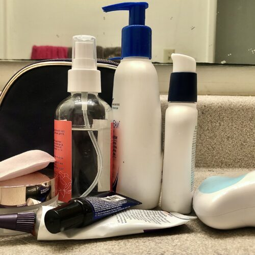 Skin Care: Cleaning out Bank Accounts