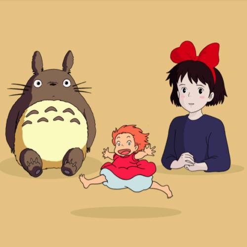 Are Studio Ghibli Films Anime?