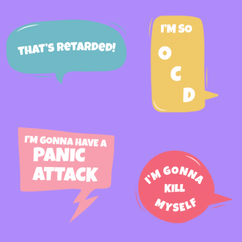 """""""I'm so OCD!"""" and other phrases to get rid of in casual conversation"""""""