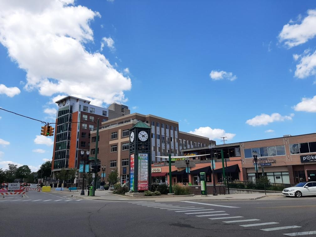The Future of Downtown East Lansing