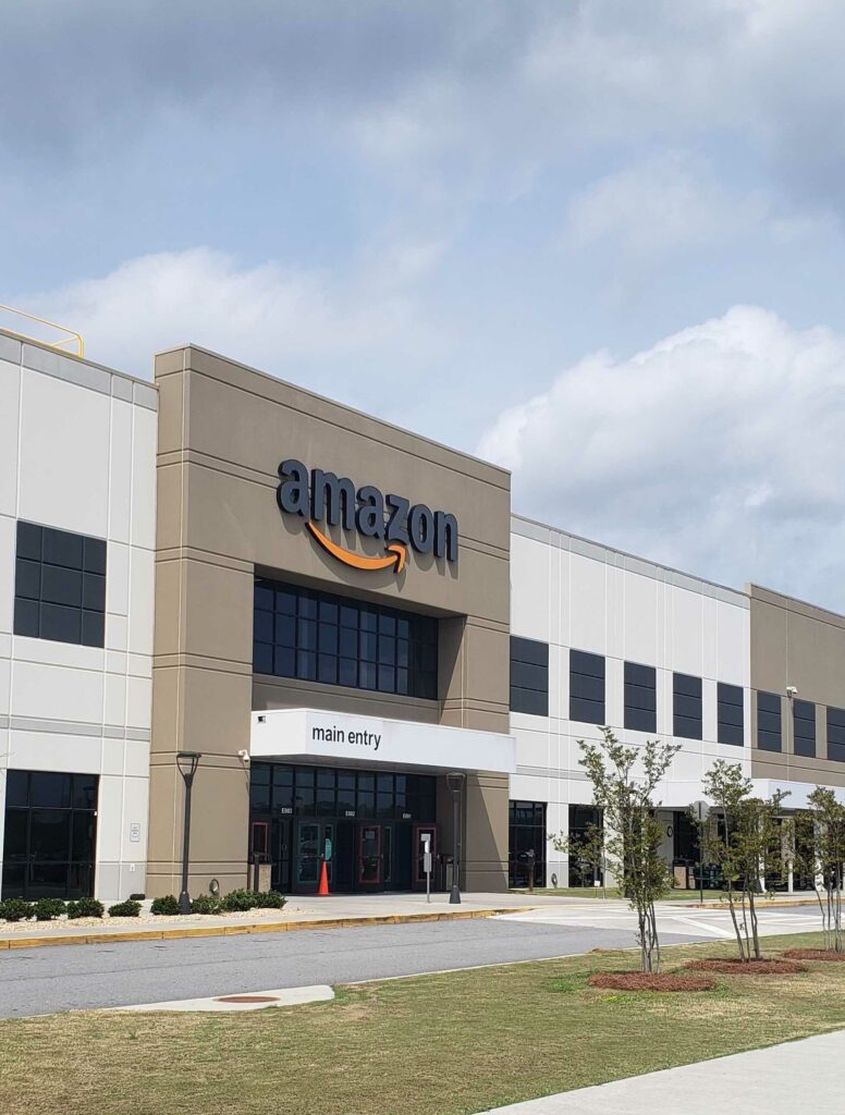 Amazon: Behind The Smile