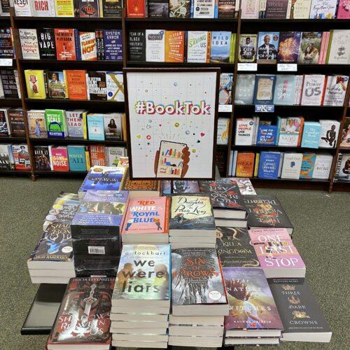 #BookTok Has a Shopping Addiction